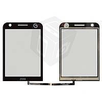 Touchscreen (сенсорный экран) для ZTE U500, оригинал (серебристый)