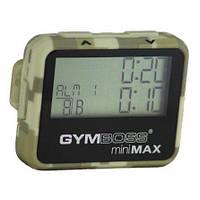 Интервальный секундомер Gymboss Mini Max 25 интервалов*99 раундов камуфляж