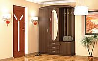 """Шкаф с вешалкой и зеркалом в прихожую """"Вита 2"""", фото 1"""