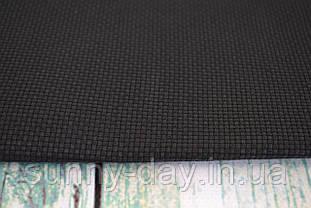 Канва для вишивки Аїда 11 50 * 50см чорна