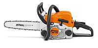 MS 170 Компактная бензопила для домашнего хозяйства, 1,3 кВт, шина 30 см