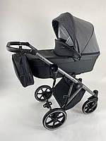 Детская универсальная коляска 2 в 1 Kunert Molto 11 Экокожа