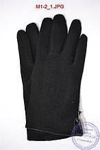 Чоловічі кашемірові рукавички без підкладки - M1-2