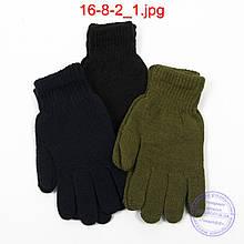 Чоловічі рукавички - №16-8-2