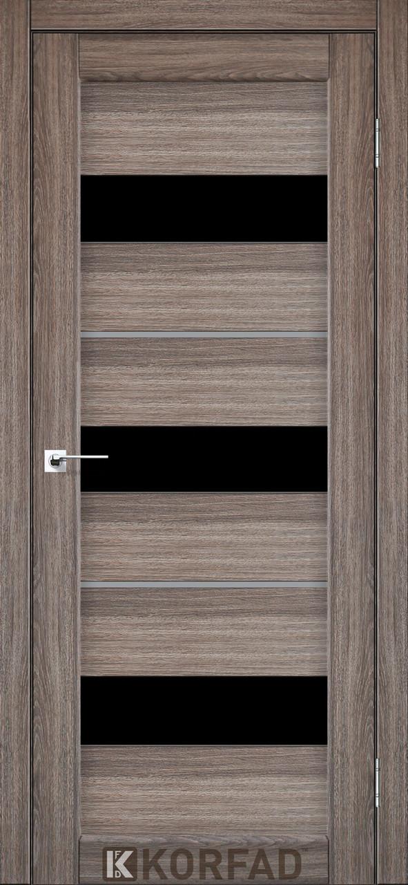 Двері Korfad PD-12 Дуб грей BLK