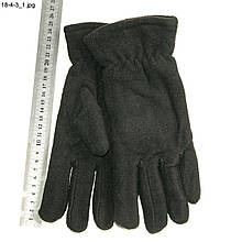 Подвійні чоловічі флісові рукавички - №18-4-3