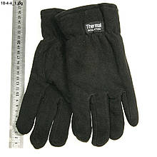 Подвійні чоловічі флісові рукавички - №18-4-4