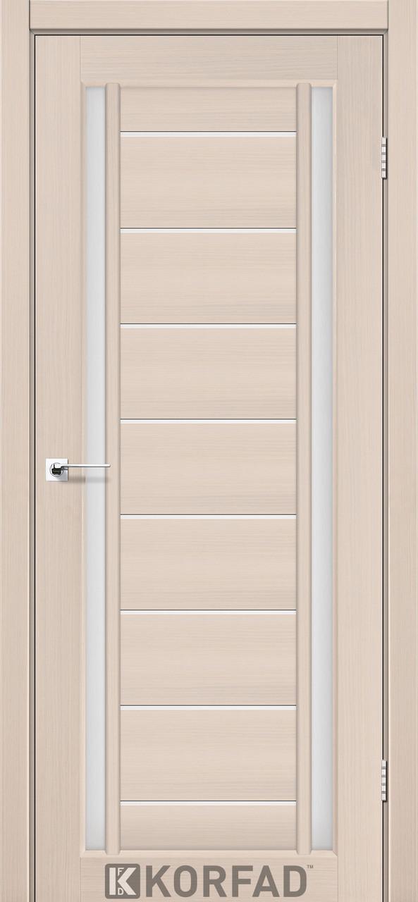Двери Korfad VND-01 Дуб беленый