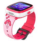 Дитячі смарт годинник Smart Baby watch G3 камера ігрові години сім карта рожеві + Подарунок, фото 7