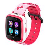 Дитячі смарт годинник Smart Baby watch G3 камера ігрові години сім карта рожеві + Подарунок, фото 8