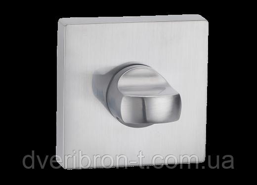 Накладка дверная под WC T1 MC (матовый хром)