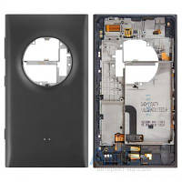 Задняя часть корпуса (крышка аккумулятора) Nokia 1020 Lumia Original Black