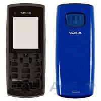 Корпус Nokia X1-01 Blue
