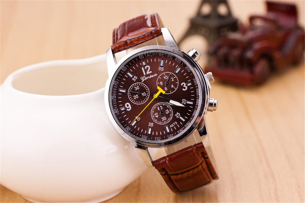 Кварцевые наручные часы Infinito Chocolat