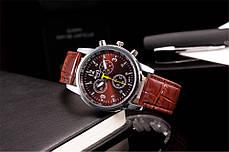 Кварцевые наручные часы Infinito Chocolat, фото 3