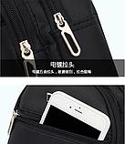 Рюкзак-бананка однолямочный рюкзак Jingpin, фото 4