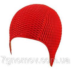 Шапочка для плавания BECO 7300 5 красная