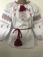 Дуже красива дитяча блуза вишиванка , зростання 134-170, фото 1