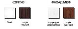 Зеркало, МЛ05, Спальня Мелроуз, темный орех, фото 5