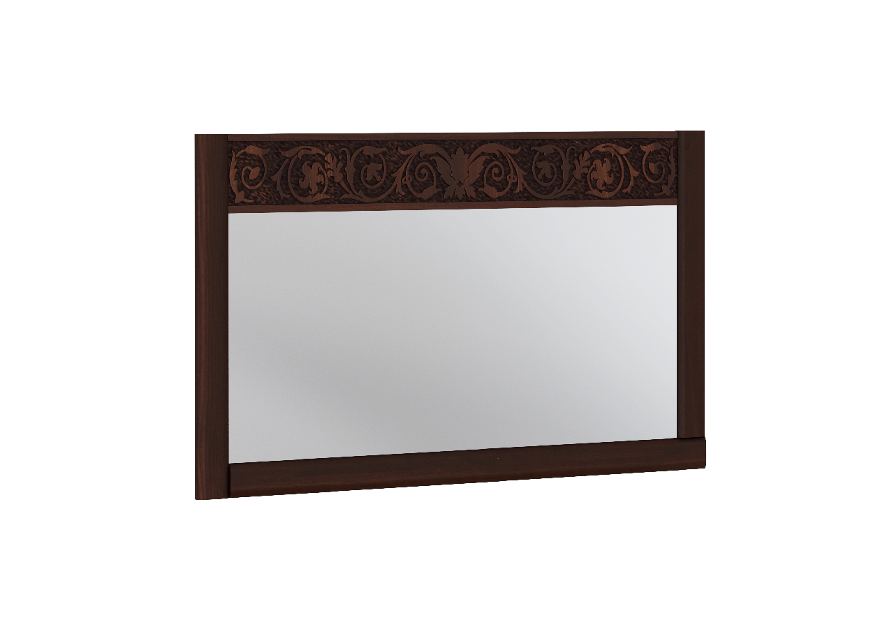 Зеркало, МЛ05, Спальня Мелроуз, темный орех