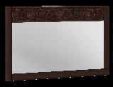 Зеркало, МЛ05, Спальня Мелроуз, темный орех, фото 2