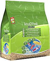 Корм для прудовых рыб Tetra Pond Sticks 50 л / 5,04 кг