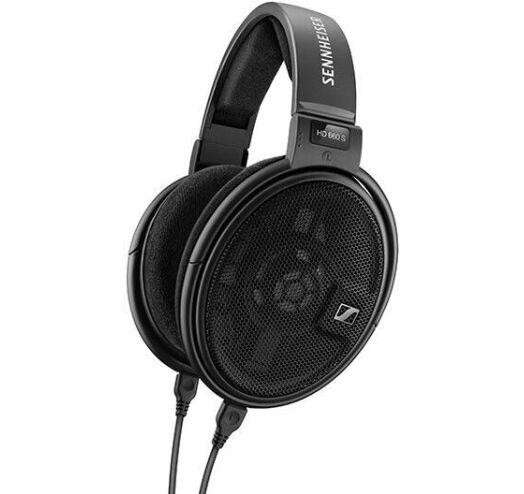 Студийные наушники Sennheiser HD 660 S Black