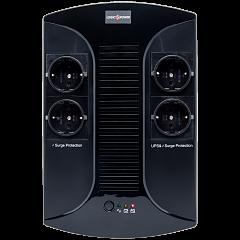 Джерела безперебійного живлення LP 650VA-PS 390Вт) лінійно-інтерактивний