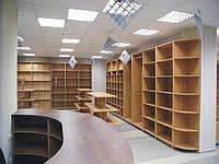 Комплексное оформление магазинов и офисов