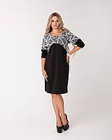 Жіноче плаття великого розміру, фото 1