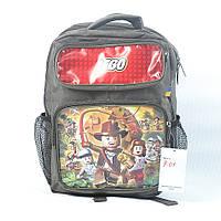 Школьный детский рюкзак для мальчика - LEGO