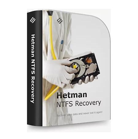 Программа Восстановления Данных Гетьман Hetman NTFS Recovery Офисная Версия