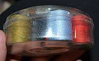 Дорожный набор ниток и иголок (9 катушек и 16 иголок)
