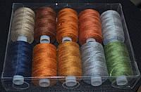 Набор джинсовых ниток в блистере (10 шт)
