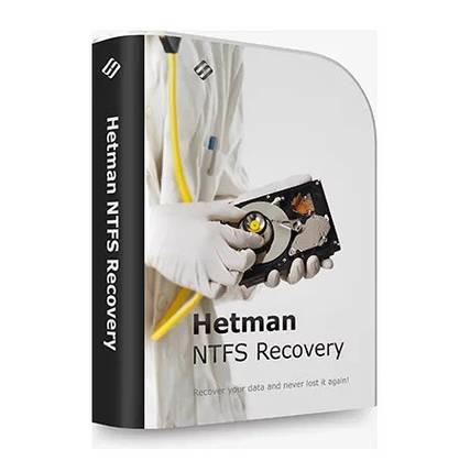 Програма Відновлення Даних Гетьман Hetman NTFS Recovery Комерційна Версія, фото 2