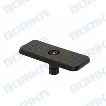 BORIKA FASTen Ss223 Платформа (164x68 мм) для кріплення монітора ехолота (чорний, 164х68х68 мм)