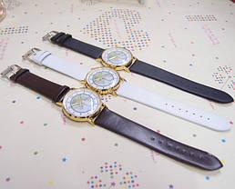 Кварцевые наручные часы Geography Brown, фото 3