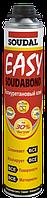 Полиуретановая клей-пена Soudal Soudabond Easy (Соудал Изи) 750 мл.