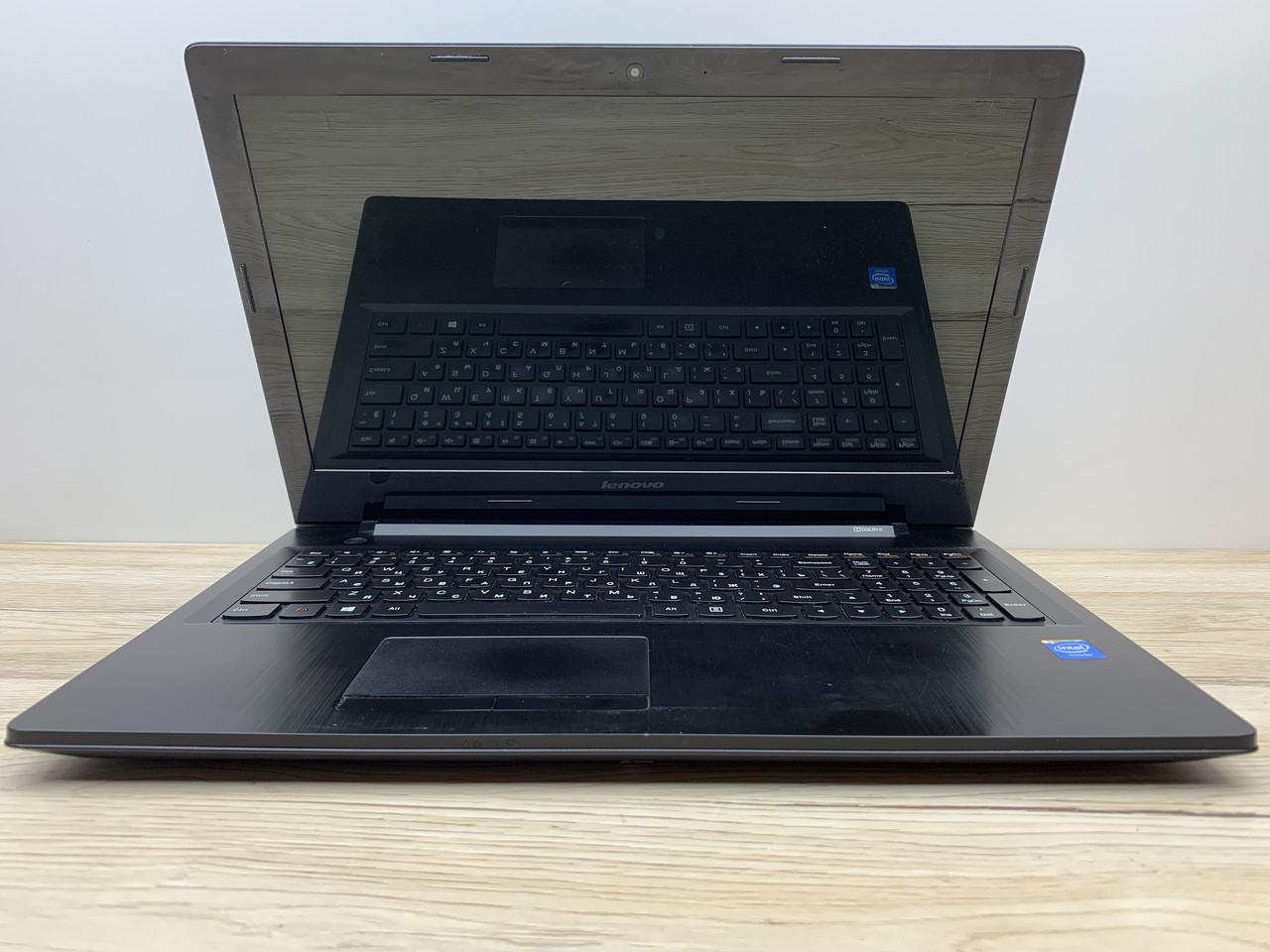 Ноутбук Б/У Lenovo G50-30 15.6 HD/ Celeron N2840 2x 2.58GHz/ RAM 4Gb/ SSD 120Gb/ АКБ 23Wh/ Сост. 8.5