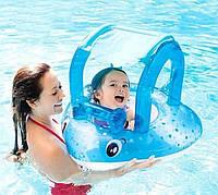 Дитячий надувний пліт 56589NP для плавання Intex Упаковка 12 штук
