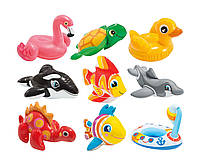 Тварини надувні 58590NP Intex 2 рибки. Упаковка 36 штук