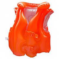 Жилет дитячий INTEX 58671NP. Упаковка 24 штуки