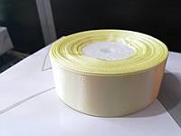 Стрічка атласна 2,5 см (колір 09)