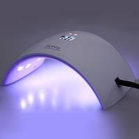 Лампа для манікюру UV/LED Sun 9S 24Вт c дисплеєм ультрафіолетова