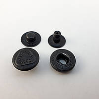 Кнопка Альфа 15мм Оксид dash (720шт.)