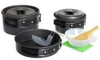 Набір посуду похідний Cooking Set SY-500