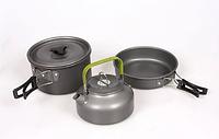 Набір посуду похідний Cooking Set DS-308