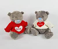 Ведмедик Тедді в светрі 28 см
