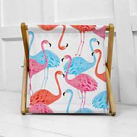 Складная корзина для хранения Фламинго (KOR_21S033)