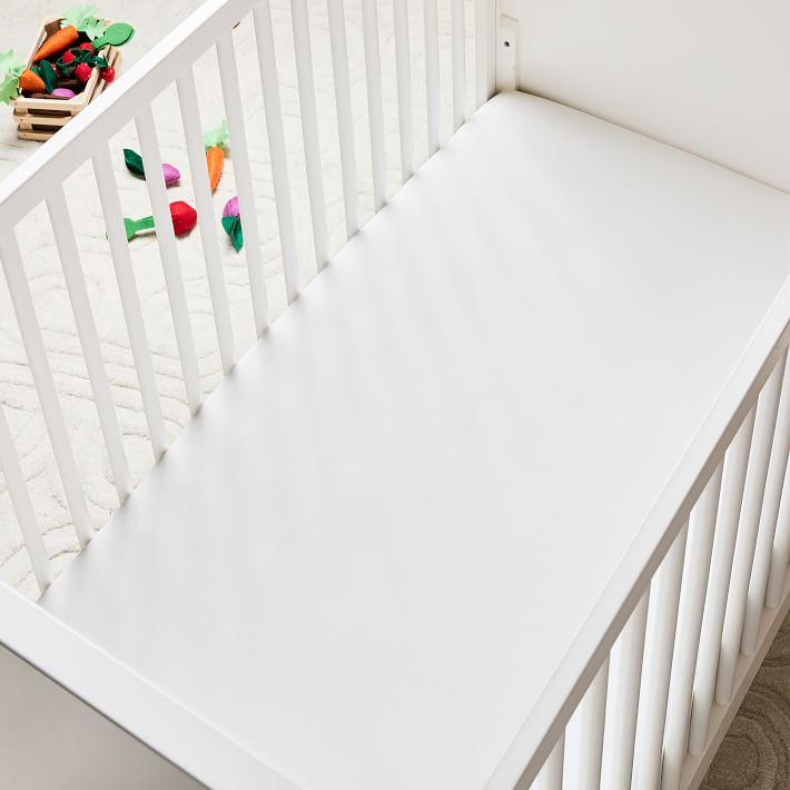Простынь на резинке в детскую кроватку 60x120x12 см бязь TT161420-pr-60120